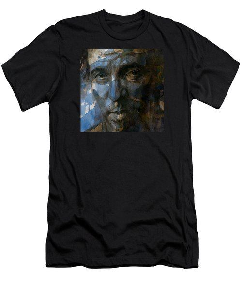 Shackled And Drawn Men's T-Shirt (Slim Fit) by Paul Lovering
