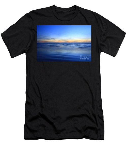 Rocks In Surf Carlsbad Men's T-Shirt (Athletic Fit)