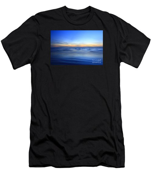 Rocks In Surf Carlsbad Men's T-Shirt (Athletic Fit)