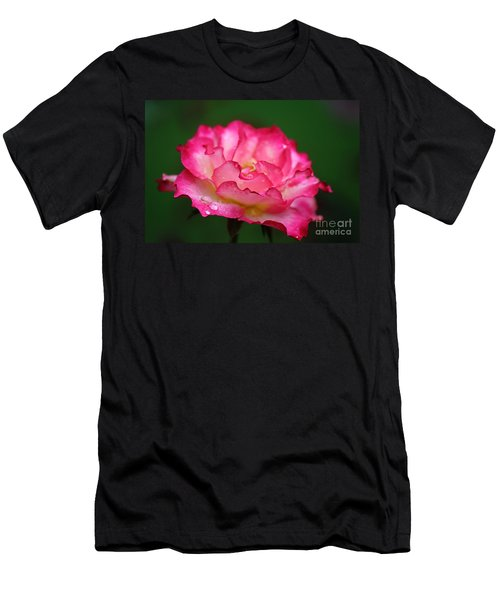 Shades Of Pink Men's T-Shirt (Athletic Fit)