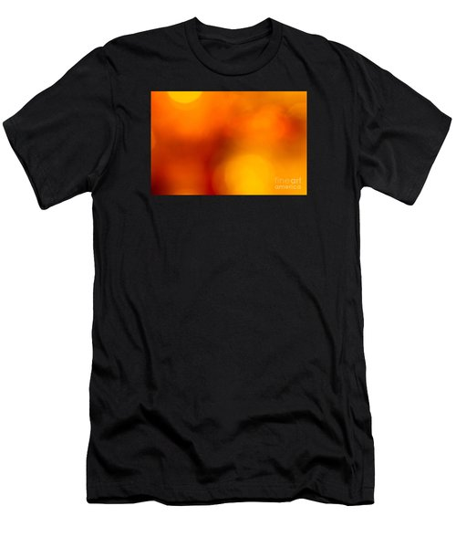 Shades Of Spheres Men's T-Shirt (Athletic Fit)