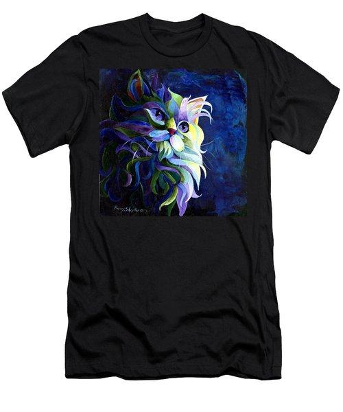 Shadow Puss Men's T-Shirt (Athletic Fit)