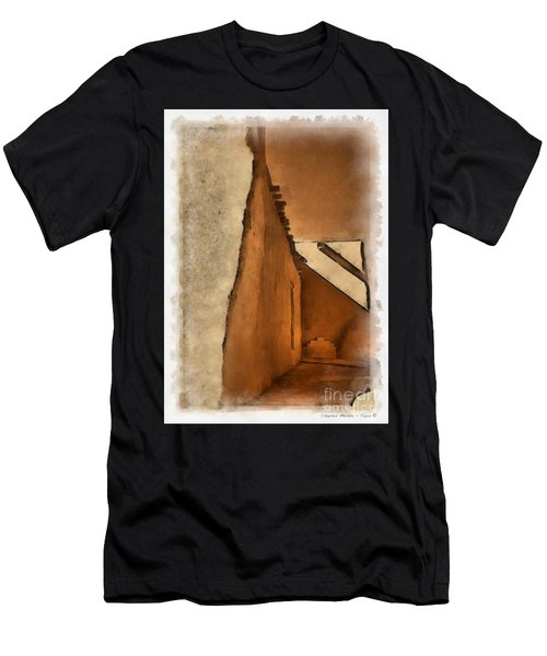 Shadows In Aquarell   Men's T-Shirt (Athletic Fit)