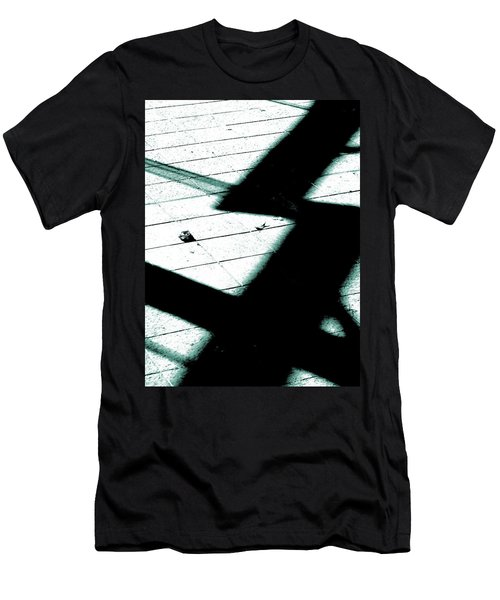 Shadows On The Floor  Men's T-Shirt (Athletic Fit)