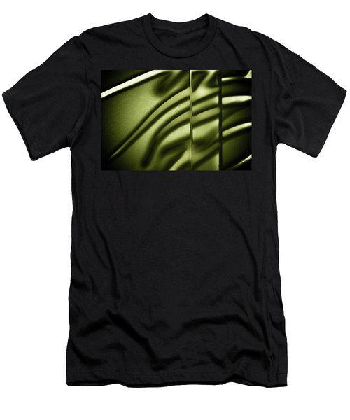 Shadows On Wall Men's T-Shirt (Athletic Fit)