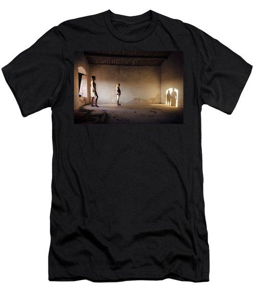Shadows Reborn - Convergence Men's T-Shirt (Athletic Fit)