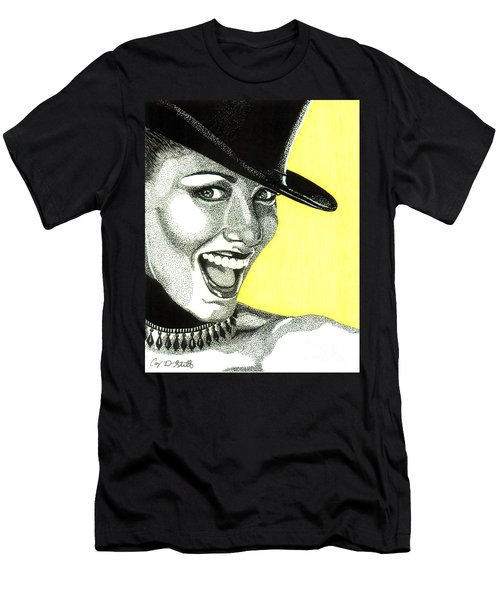 Shania Twain Men's T-Shirt (Athletic Fit)