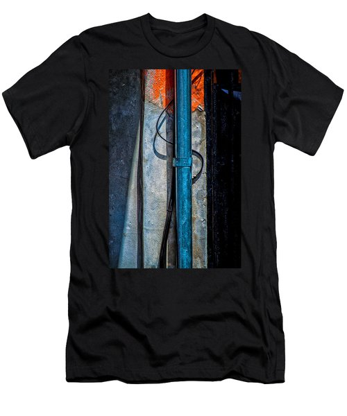 Shapes And Colors Men's T-Shirt (Athletic Fit)