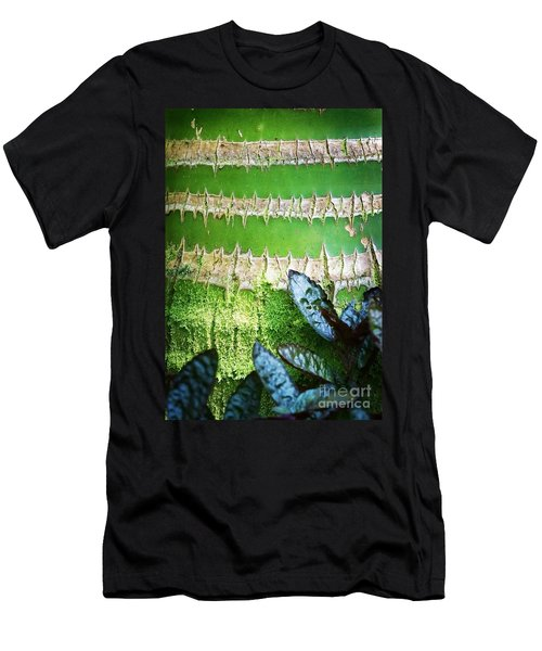 Men's T-Shirt (Slim Fit) featuring the photograph Shapes Of Hawaii 13 by Ellen Cotton