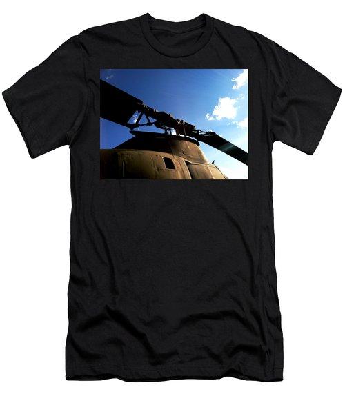 Sharp Wind Men's T-Shirt (Athletic Fit)