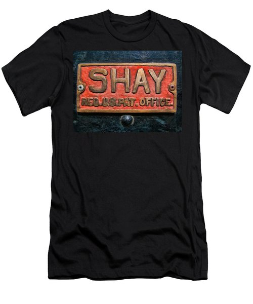 Shay Builders Plate Men's T-Shirt (Athletic Fit)