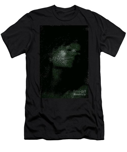 She Is Made Of Stardust Men's T-Shirt (Athletic Fit)