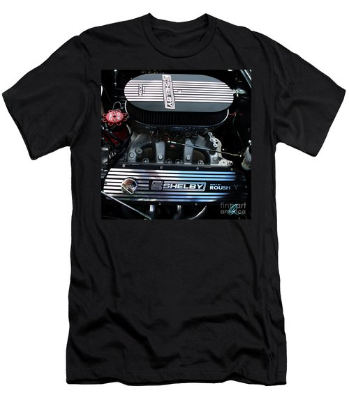 Men's T-Shirt (Slim Fit) featuring the photograph Shelby By Roush by Chris Thomas