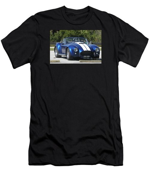 Shelby Cobra Men's T-Shirt (Athletic Fit)