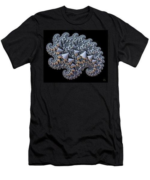Shell Amoeba Men's T-Shirt (Athletic Fit)