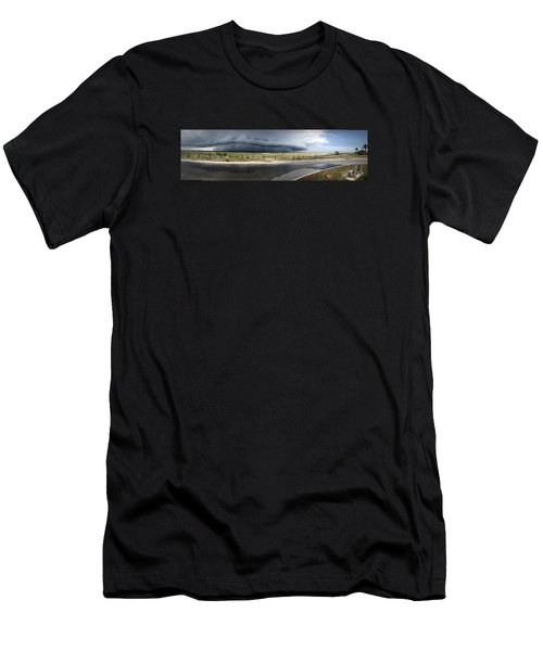 Shell Island Squall Men's T-Shirt (Athletic Fit)