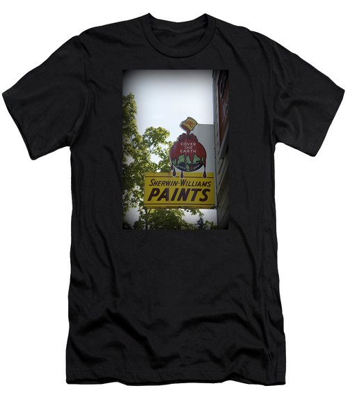 Sherwin Williams Men's T-Shirt (Slim Fit) by Laurie Perry