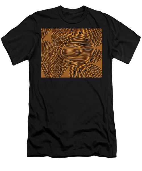Shifting Shoals Men's T-Shirt (Athletic Fit)