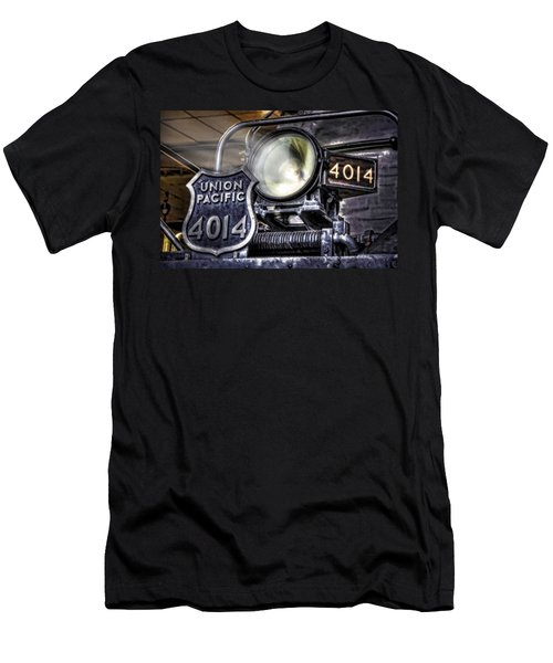 Men's T-Shirt (Slim Fit) featuring the photograph Shine Bright by Ken Smith