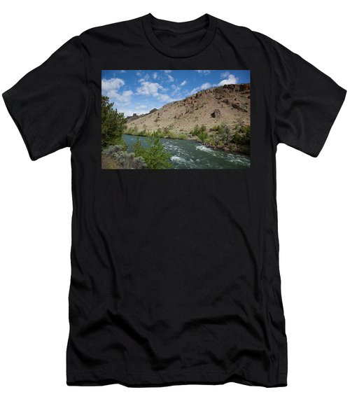 Shoshone River Men's T-Shirt (Athletic Fit)