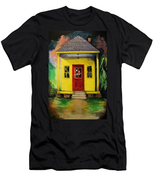 Shotgun House Men's T-Shirt (Athletic Fit)