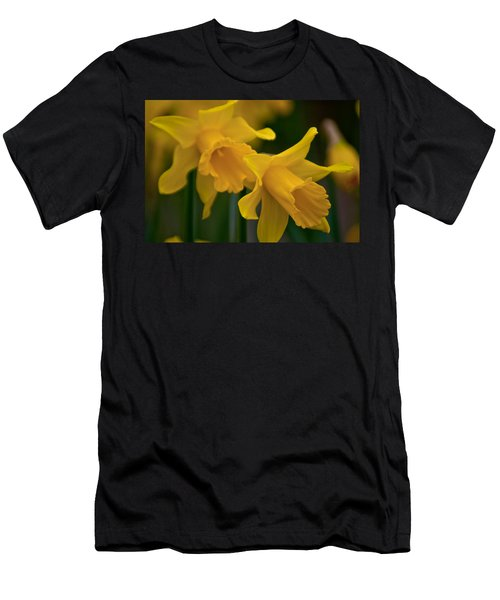 Shout Out Of Spring Men's T-Shirt (Athletic Fit)