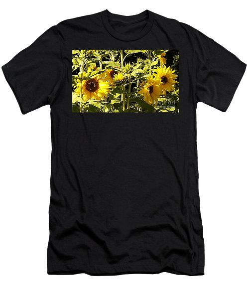 Shout Out Summer Men's T-Shirt (Athletic Fit)
