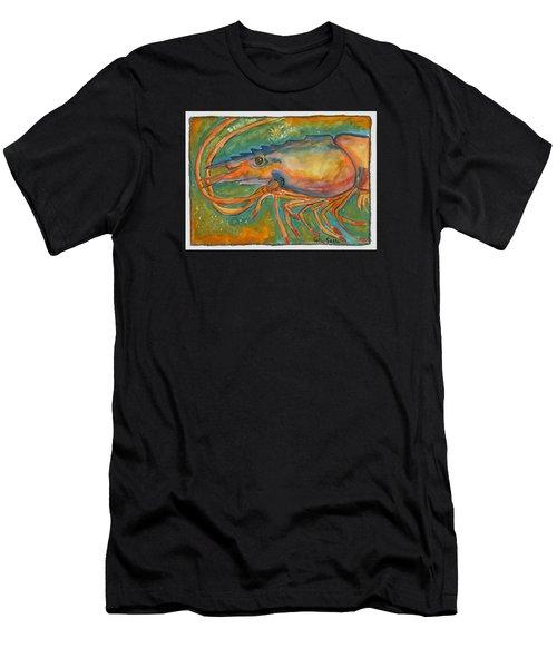 Shrimp Head Men's T-Shirt (Athletic Fit)