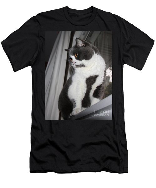 Shuli  Men's T-Shirt (Athletic Fit)