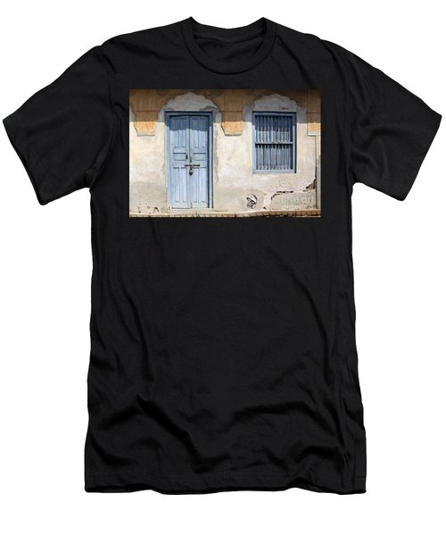 Shuttered #6 Men's T-Shirt (Athletic Fit)