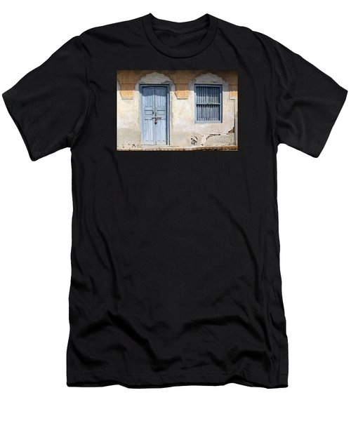 Shuttered #6 Men's T-Shirt (Athletic Fit)