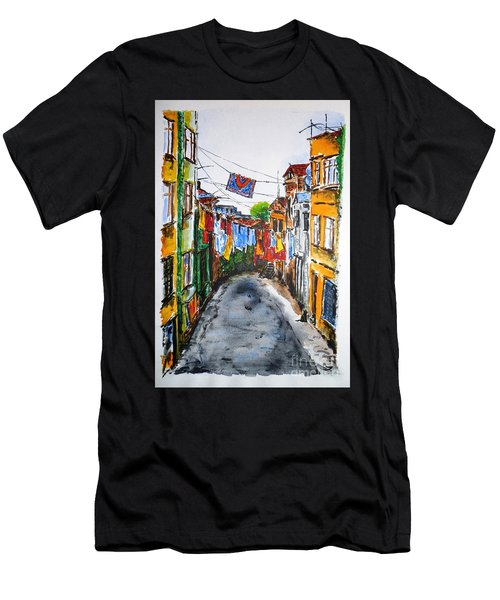 Side Street Men's T-Shirt (Athletic Fit)