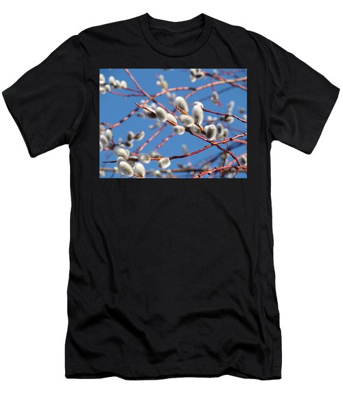 Sign Of Spring Men's T-Shirt (Athletic Fit)