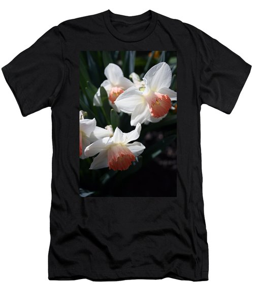 Men's T-Shirt (Slim Fit) featuring the photograph Signs Of Spring by Kay Novy