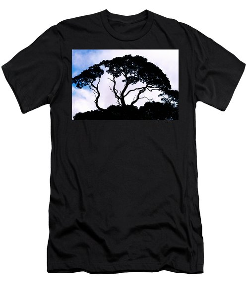 Men's T-Shirt (Slim Fit) featuring the photograph Silhouette by Jim Thompson