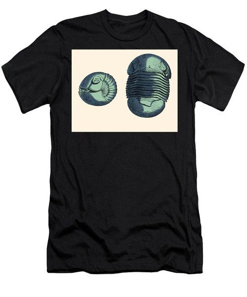 Silurian Trilobite Men's T-Shirt (Athletic Fit)