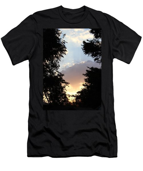 Silver Linings Men's T-Shirt (Athletic Fit)