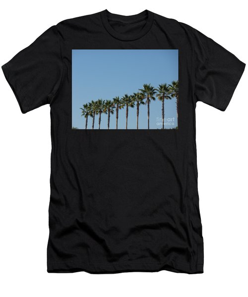 Simply Palms Men's T-Shirt (Athletic Fit)