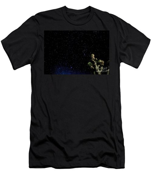 Simply Star's Men's T-Shirt (Athletic Fit)