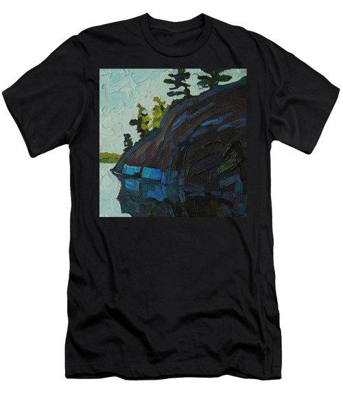 Singleton South Shore Men's T-Shirt (Slim Fit) by Phil Chadwick