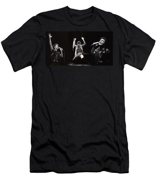 Sir. Cliff Richard Men's T-Shirt (Athletic Fit)