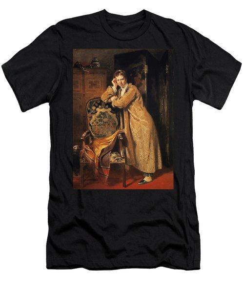 Sir David Wilkie 1785-1841, 1816 Panel Men's T-Shirt (Athletic Fit)