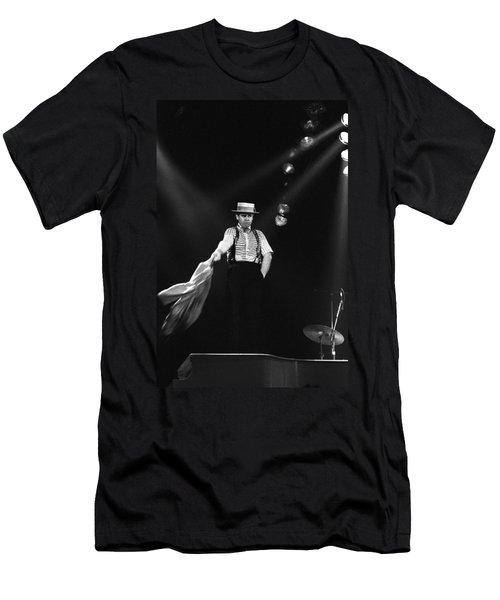 Sir Elton John Men's T-Shirt (Athletic Fit)