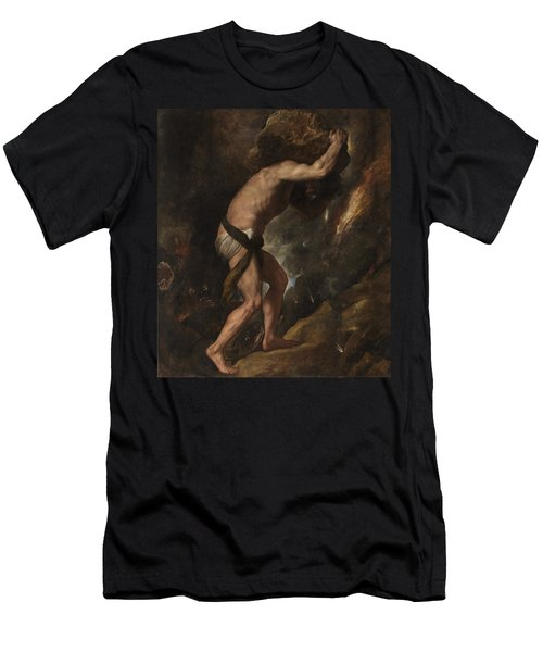Sisyphus Men's T-Shirt (Athletic Fit)