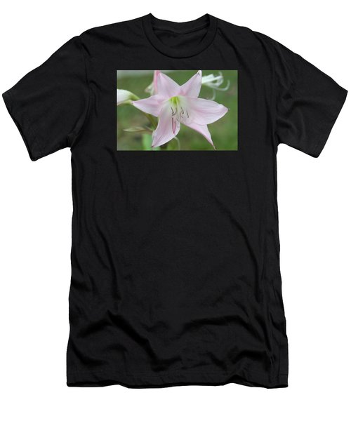 Six Point Flower Men's T-Shirt (Athletic Fit)