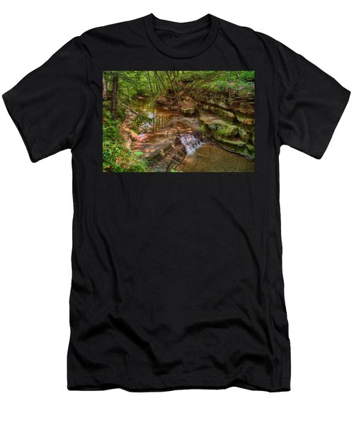 Skillet Creek Men's T-Shirt (Athletic Fit)