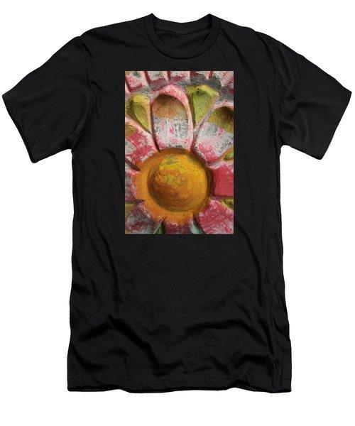 Skc 0008 Scraped Paint Men's T-Shirt (Athletic Fit)