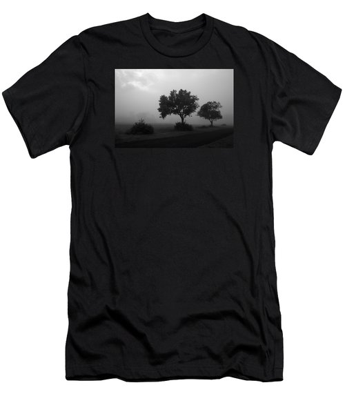 Skc 0074 A Family Of Trees Men's T-Shirt (Slim Fit) by Sunil Kapadia