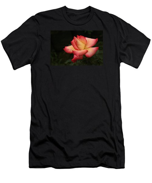 Skc 0432 Blooming And Blossoming Men's T-Shirt (Slim Fit) by Sunil Kapadia
