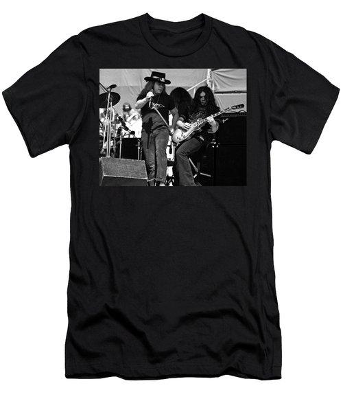 Skynyrd #26 Crop 2 Men's T-Shirt (Athletic Fit)